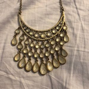 Lucky brand necklace never used